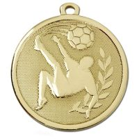 GALAXY Football Kick Medal</br>AM1029.01